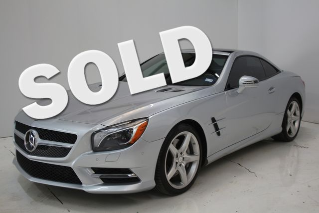 2013 Mercedes-Benz SL550 Houston, Texas
