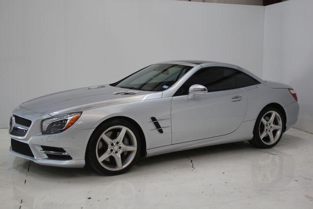 2013 Mercedes-Benz SL550 Houston, Texas 1