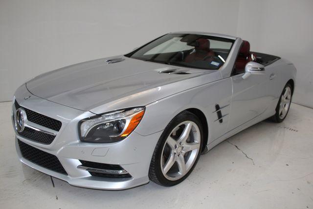 2013 Mercedes-Benz SL550 Houston, Texas 10