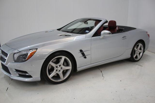 2013 Mercedes-Benz SL550 Houston, Texas 11