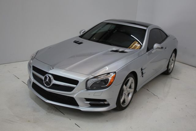 2013 Mercedes-Benz SL550 Houston, Texas 2
