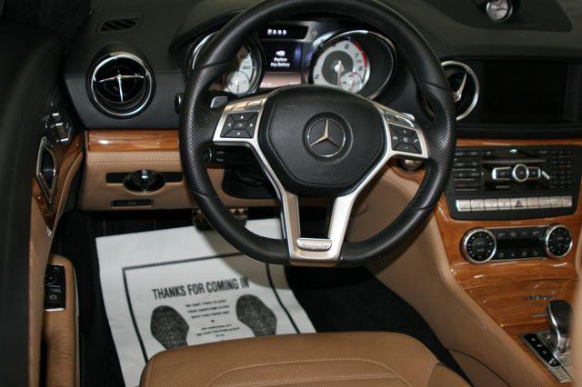 2013 Mercedes-Benz SL550 Houston, Texas 15