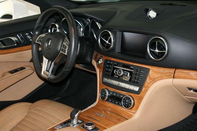 2013 Mercedes-Benz SL550 Houston, Texas 18