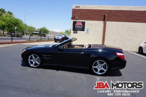 2013 Mercedes-Benz SL550 SL Class 550 Convertible AMG Sport Pkg $118k MSRP | MESA, AZ | JBA MOTORS in MESA, AZ