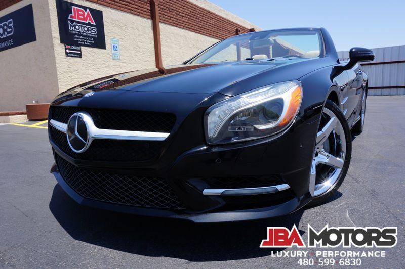 2013 Mercedes-Benz SL550 SL Class 550 Convertible AMG Sport Pkg $118k MSRP | MESA, AZ | JBA MOTORS in MESA AZ