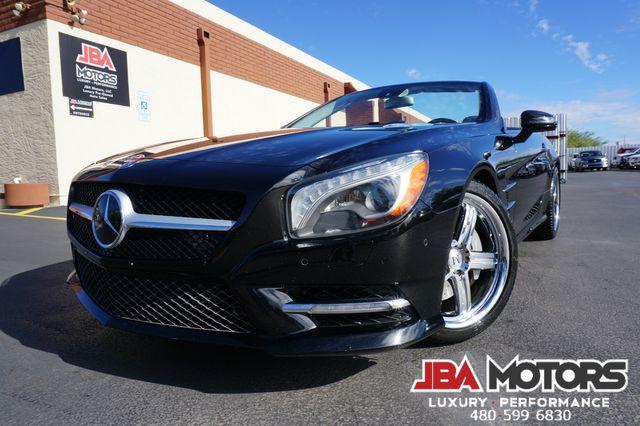 2013 Mercedes-Benz SL550 SL Class 550 Convertible Roadster ~ $118k MSRP | MESA, AZ | JBA MOTORS in Mesa AZ