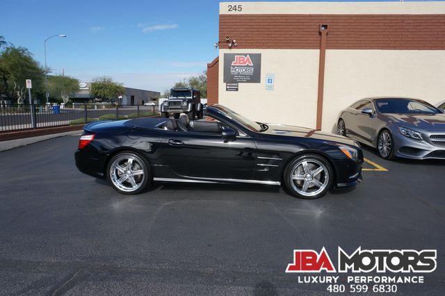 2013 Mercedes-Benz SL550 SL Class 550 Convertible Roadster ~ $118k MSRP in Mesa, AZ 85202