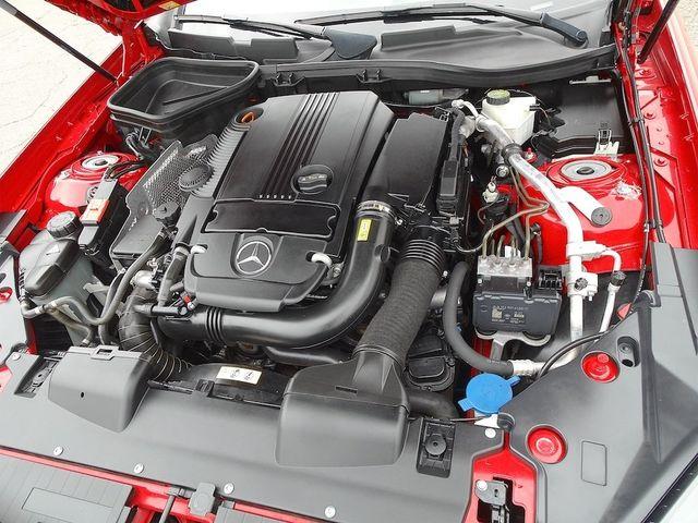 2013 Mercedes-Benz SLK 250 SLK 250 Madison, NC 48