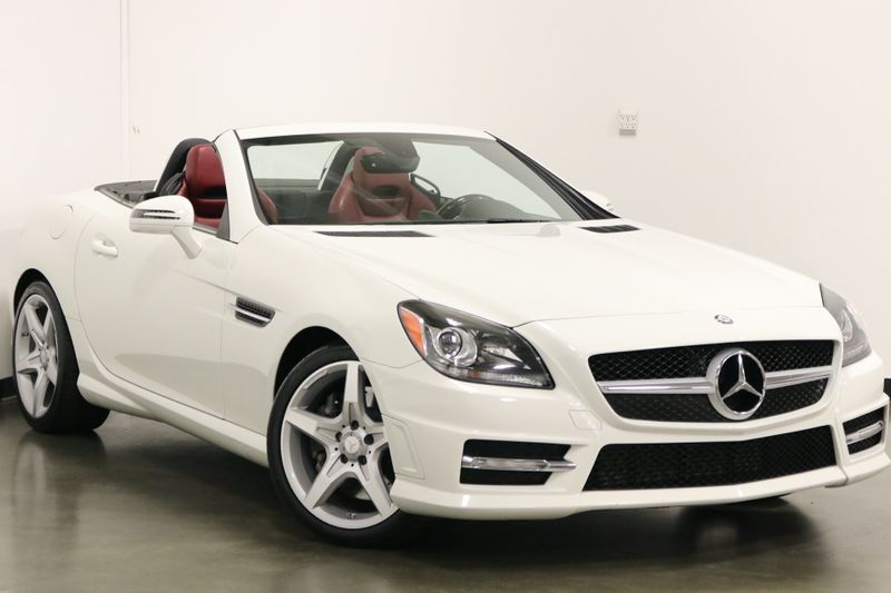 2013 Mercedes-Benz SLK 250 Roadster  city NC  The Group NC  in Mooresville, NC