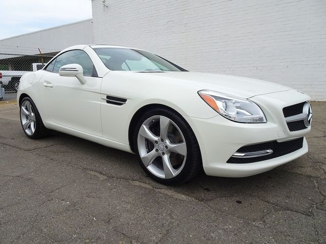 2013 Mercedes-Benz SLK 350 SLK 350 Madison, NC 1