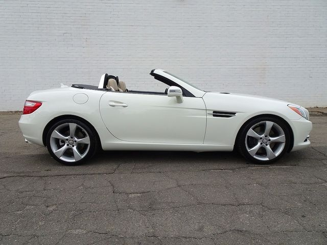 2013 Mercedes-Benz SLK 350 SLK 350 Madison, NC 12