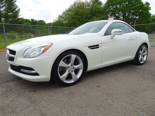 2013 Mercedes-Benz SLK 350 SLK 350 Madison, NC 7