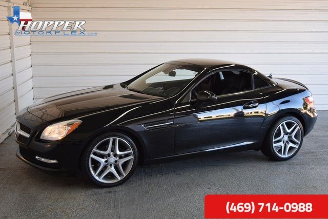 2013 Mercedes-Benz SLK SLK 250 Cabriolet Base in McKinney Texas, 75070