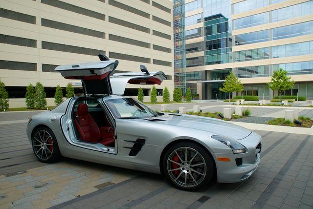 2013 Mercedes-Benz SLS AMG GT Houston, Texas 2
