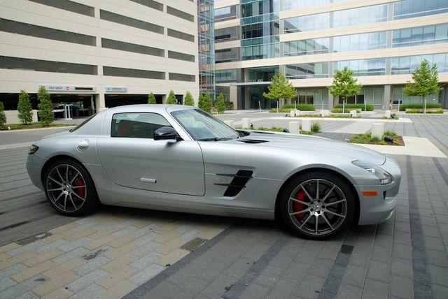 2013 Mercedes-Benz SLS AMG GT Houston, Texas 16