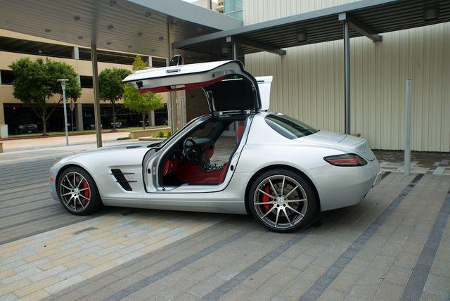 2013 Mercedes-Benz SLS AMG GT Houston, Texas 5