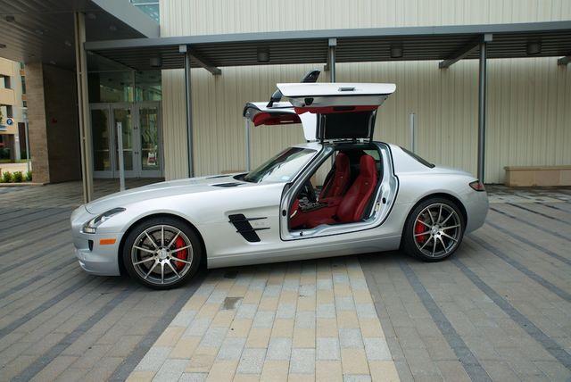 2013 Mercedes-Benz SLS AMG GT Houston, Texas 6