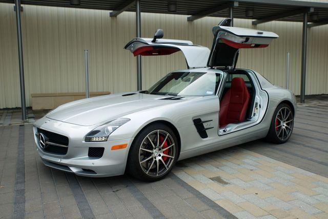 2013 Mercedes-Benz SLS AMG GT Houston, Texas 7