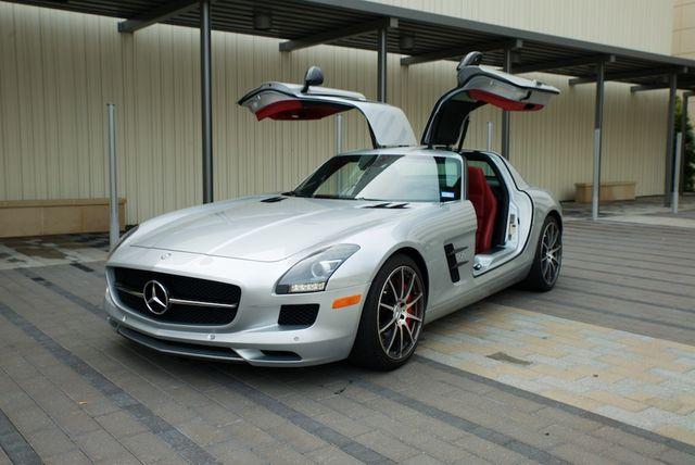 2013 Mercedes-Benz SLS AMG GT Houston, Texas