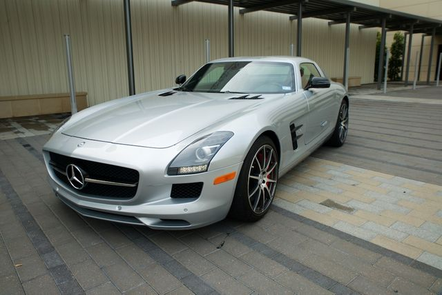2013 Mercedes-Benz SLS AMG GT Houston, Texas 8