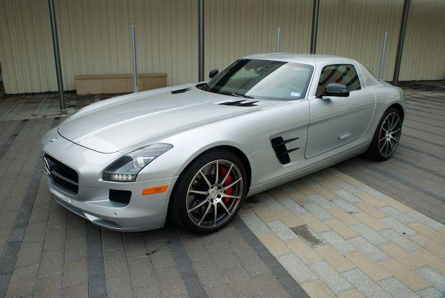 2013 Mercedes-Benz SLS AMG GT Houston, Texas 9