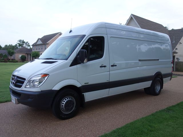 2013 Mercedes-Benz Sprinter Cargo Vans 3500