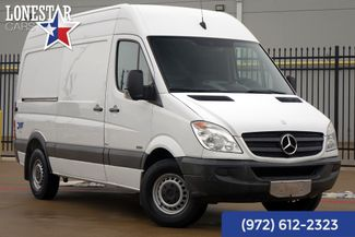2013 Mercedes-Benz Sprinter 2500 Cargo Van Lift Diesel 1 Owner Clean Carfax in Plano, Texas 75093
