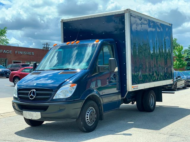 2013 Mercedes-Benz Sprinter Chassis-Cabs Chicago, Illinois 1