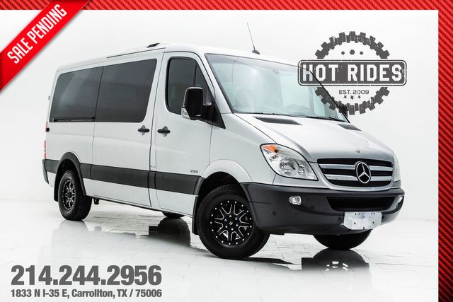 2013 Mercedes-Benz Sprinter Crew Van