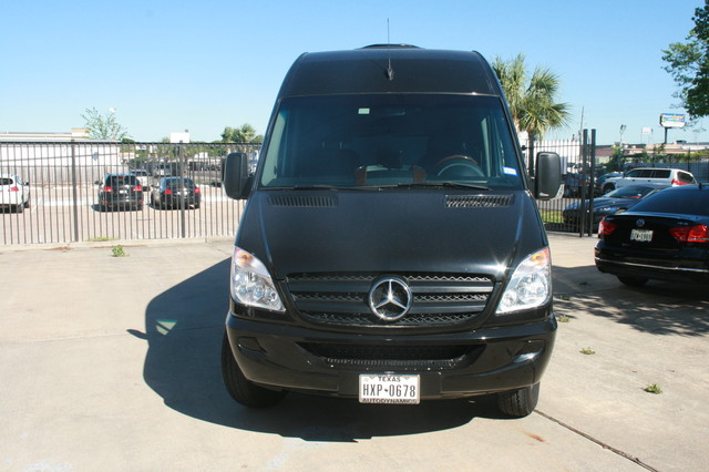 ... 2013 Mercedes Benz Sprinter Van Custom 3500 LWB, Limo Conversion  Houston, ...