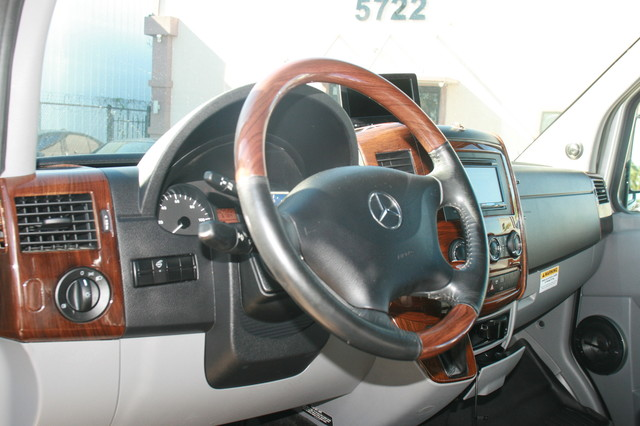 2013 Mercedes-Benz Sprinter Van custom 3500 LWB, Limo Conversion Houston, Texas 12