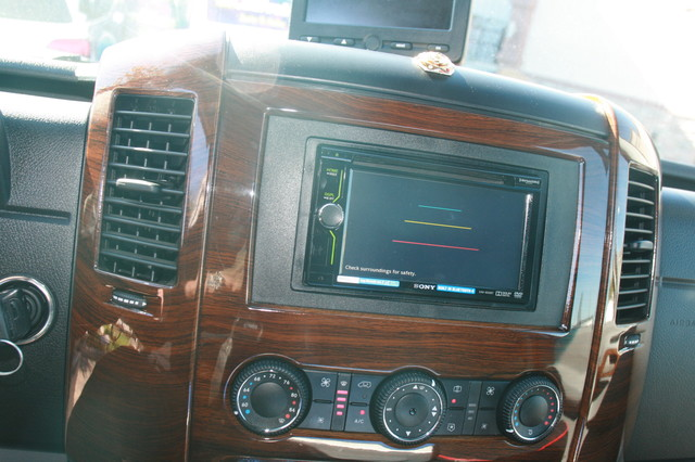 2013 Mercedes-Benz Sprinter Van custom 3500 LWB, Limo Conversion Houston, Texas 8