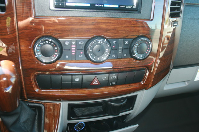 2013 Mercedes-Benz Sprinter Van custom 3500 LWB, Limo Conversion Houston, Texas 9