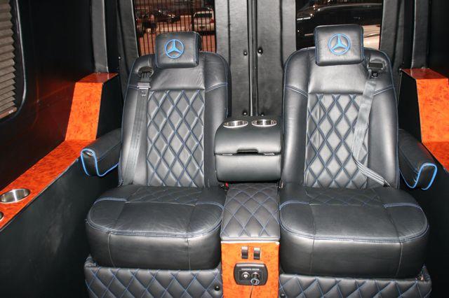2013 Mercedes-Benz Sprinter Van custom 3500 LWB, Limo Conversion Houston, Texas 18
