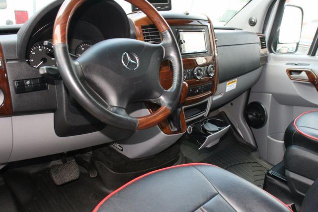 2013 Mercedes-Benz Sprinter Van custom 3500 LWB, Limo Conversion Houston, Texas 26