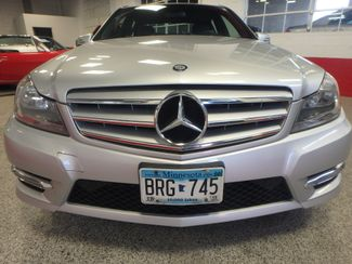 2013 Mercedes C300 4-Matic STUNNING LOOKS, NAVI & BLUETOOTH. Saint Louis Park, MN 19