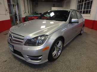2013 Mercedes C300 4-Matic STUNNING LOOKS, NAVI & BLUETOOTH. Saint Louis Park, MN 7
