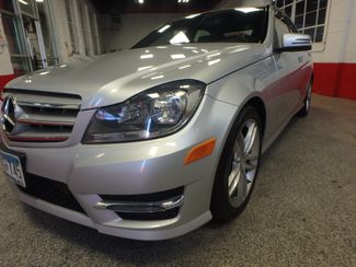 2013 Mercedes C300 4-Matic STUNNING LOOKS, NAVI & BLUETOOTH. Saint Louis Park, MN 20