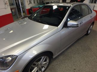 2013 Mercedes C300 4-Matic STUNNING LOOKS, NAVI & BLUETOOTH. Saint Louis Park, MN 26