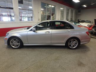 2013 Mercedes C300 4-Matic STUNNING LOOKS, NAVI & BLUETOOTH. Saint Louis Park, MN 8