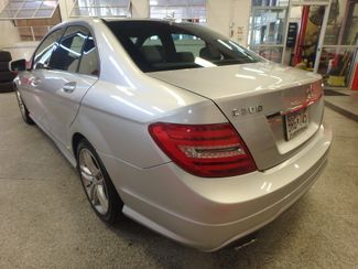 2013 Mercedes C300 4-Matic STUNNING LOOKS, NAVI & BLUETOOTH. Saint Louis Park, MN 9