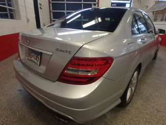 2013 Mercedes C300 4-Matic STUNNING LOOKS, NAVI & BLUETOOTH. Saint Louis Park, MN 10