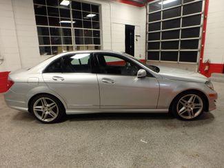 2013 Mercedes C300 4-Matic BLING SPORT!~ EMBLEM LIGHTS & ALL!~ Saint Louis Park, MN 1