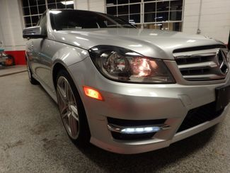 2013 Mercedes C300 4-Matic BLING SPORT!~ EMBLEM LIGHTS & ALL!~ Saint Louis Park, MN 24