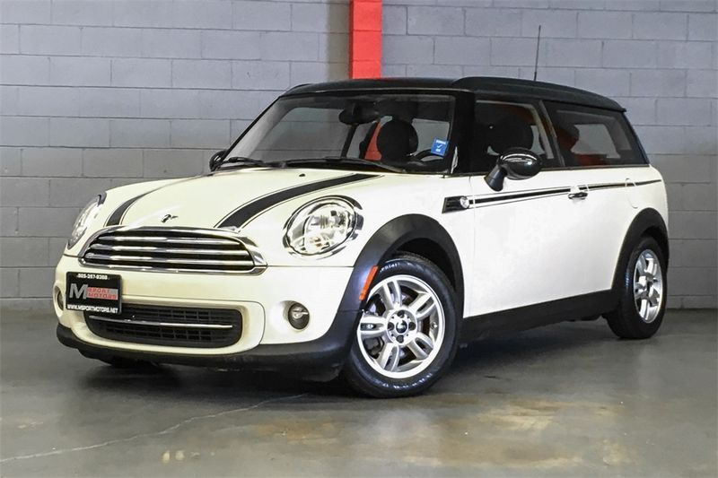 2013 Mini Clubvan Clubman  city CA  M Sport Motors  in Walnut Creek, CA
