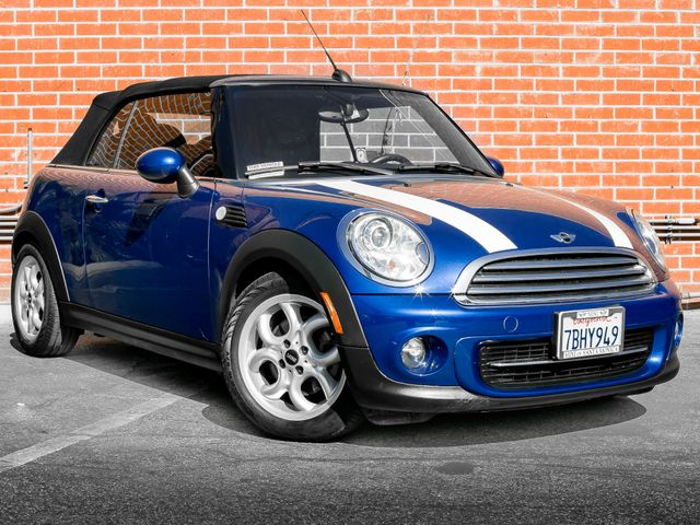 2013 Mini Convertible Burbank, CA 1