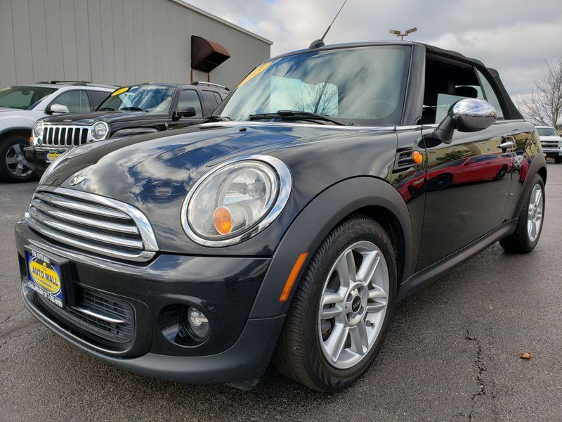 2013 Mini Convertible  | Champaign, Illinois | The Auto Mall of Champaign in Champaign Illinois