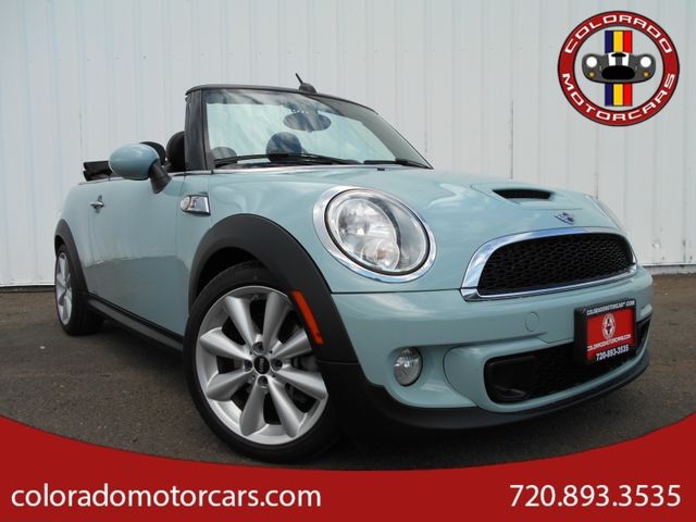 2013 Mini Convertible S in Englewood, CO 80110