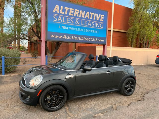 2013 Mini Cooper S Convertible 3 MONTH/3,000 MILE NATIONAL POWERTRAIN WARRANTY Mesa, Arizona