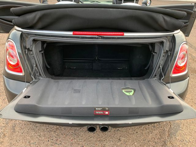 2013 Mini Cooper S Convertible 3 MONTH/3,000 MILE NATIONAL POWERTRAIN WARRANTY Mesa, Arizona 14